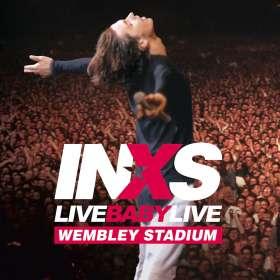INXS: Live Baby Live, CD