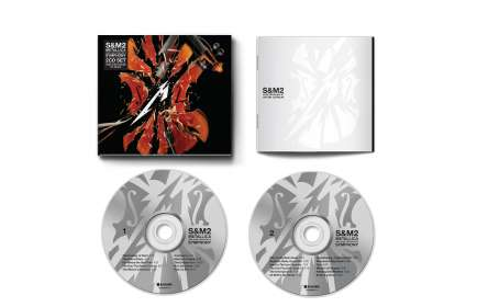 Metallica: S&M2, CD