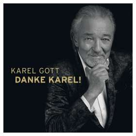 Karel Gott: Danke Karel !, CD