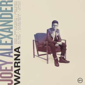 Joey Alexander (geb. 2003): Warna, CD