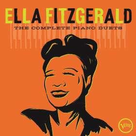 Ella Fitzgerald (1917-1996): The Complete Piano Duets, CD