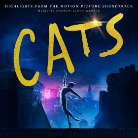 Filmmusik: Cats - Highlights From The Motion Picture Soundtrack, CD