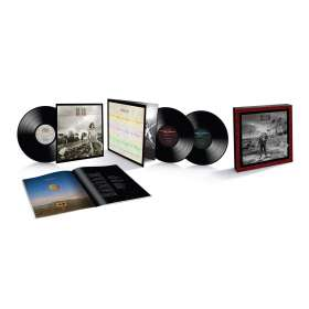 Rush: Permanent Waves (40th Anniversary) (180g) (Limited Edition), LP