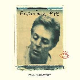 Paul McCartney (geb. 1942): Flaming Pie, CD
