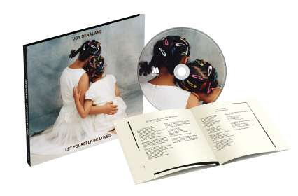 Joy Denalane: Let Yourself Be Loved, CD
