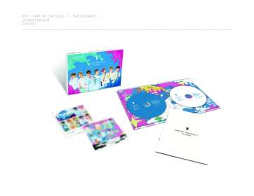 BTS (Bangtan Boys/Beyond The Scene): Map Of The Soul: 7 - The Journey (Limited Edition Version B), CD