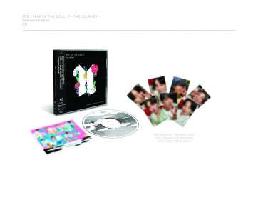 BTS (Bangtan Boys/Beyond The Scene): Map Of The Soul: 7 - The Journey (Limited Standard Edition), CD