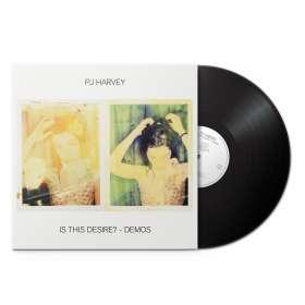 PJ Harvey: Is This Desire? - Demos (180g), LP