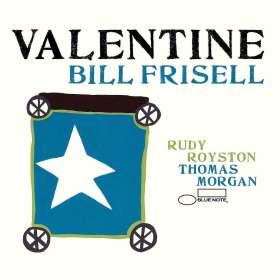 Bill Frisell (geb. 1951): Valentine, CD