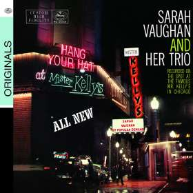 Sarah Vaughan (1924-1990): Sarah Vaughan At Mister Kelly's - Live, CD