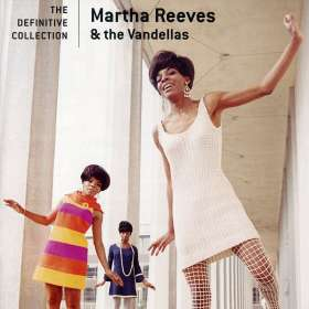 Martha Reeves: The Definitive Collection, CD