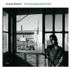 Anouar Brahem: The Astounding Eyes Of Rita, CD