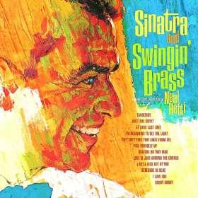 Frank Sinatra (1915-1998): Sinatra And Swingin' Brass, CD