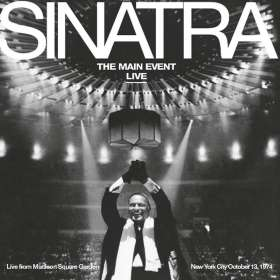 Frank Sinatra (1915-1998): The Main Event (Live), CD