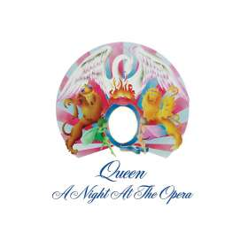Queen: A Night At The Opera (2011 Remaster) (Deluxe Edition), CD