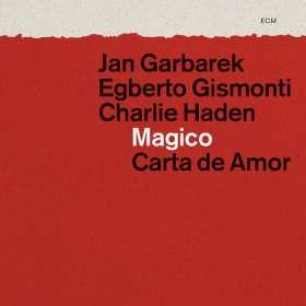 Egberto Gismonti Jan Garbarek & Charlie Haden: Magico: Carta De Amor, 2 CDs
