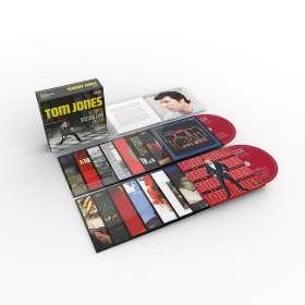 Tom Jones: The Complete Decca Studio Albums Collection, CD