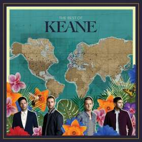 Keane: The Best Of Keane (Limited Deluxe Edition), 2 CDs