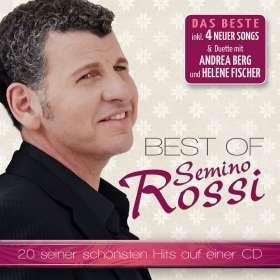 Semino Rossi: Best Of, CD