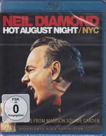 Neil Diamond: Hot August Night / NYC: Live From Madison Square Garden 2008, BR