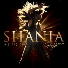 Shania Twain: Still The One: Live From Vegas 2012, CD