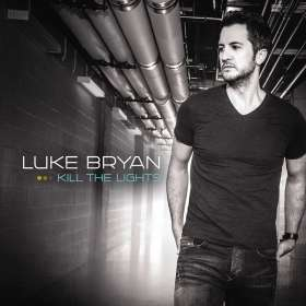 Luke Bryan: Kill The Lights, CD
