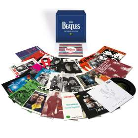 The Beatles: The Singles Collection (Limited Vinyl Box), SIN