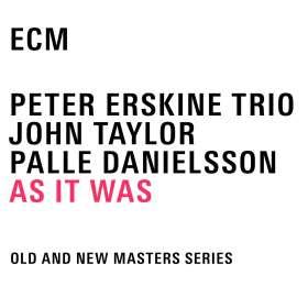 Peter Erskine (geb. 1954): As It Was, 4 CDs