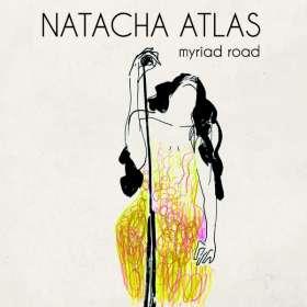 Natacha Atlas (geb. 1964): Myriad Road, CD