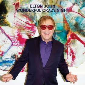 Elton John: Wonderful Crazy Night, CD