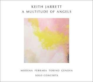 Keith Jarrett, Diverse