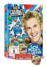 Sascha Grammel: Ich find's lustig, 2 DVDs