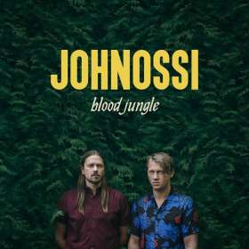 Johnossi: Blood Jungle, CD