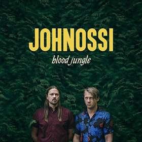 Johnossi: Blood Jungle (180g), LP