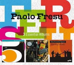 Paolo Fresu (geb. 1961): 3 Essential Albums, 3 CDs