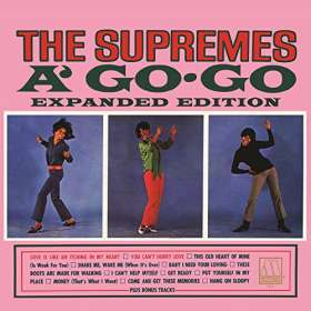 The Supremes: A' Go-Go (Expanded Edition), CD