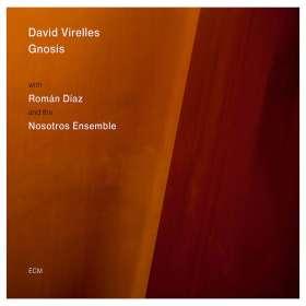 David Virelles (geb. 1983): Gnosis, CD