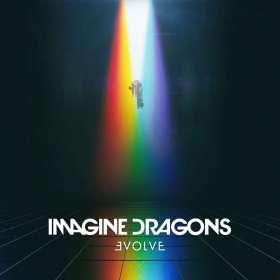 Imagine Dragons: Evolve, CD