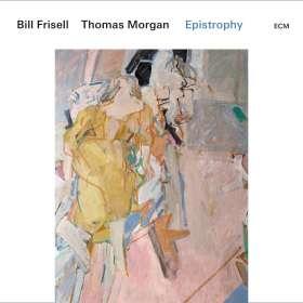 Bill Frisell & Thomas Morgan: Epistrophy, CD