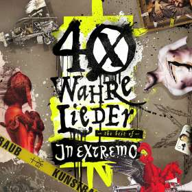 In Extremo: 40 wahre Lieder - The Best Of, 2 CDs
