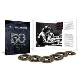 Neil Diamond: Career Box (50 Year Anniversary Ltd.Edt.), 6 CDs