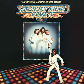 Saturday Night Fever (180g) (Limited-Super-Deluxe-Box), LP