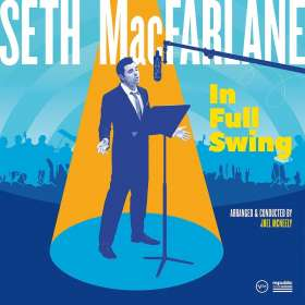 Seth MacFarlane: In Full Swing, CD