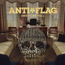 Anti-Flag: American Fall, CD