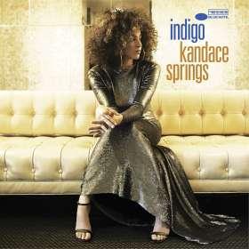 Kandace Springs: Indigo, CD