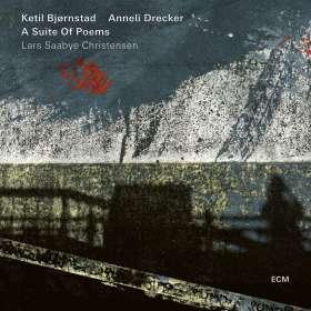 Ketil Bjørnstad (geb. 1952): Suite Of Poems, CD