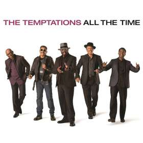 The Temptations: All The Time, CD