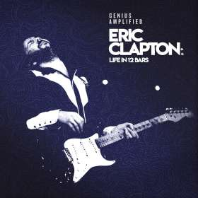 Filmmusik: Eric Clapton: Life In 12 Bars, 2 CDs
