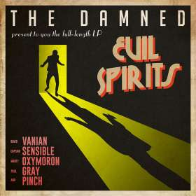 The Damned: Evil Spirits, CD