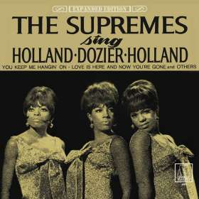 The Supremes: The Supremes Sing Holland-Dozier-Holland, 2 CDs